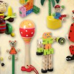 Juguetes de madera souvenirs